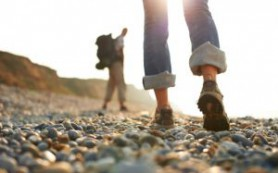 Прогулки на свежем воздухе укрепляют здоровье