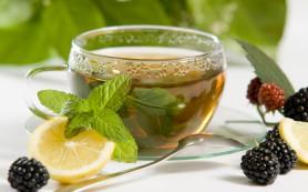 Зеленый чай помогает бороться со стрессом