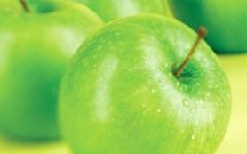 Зеленые яблоки — самые полезные при лишнем весе
