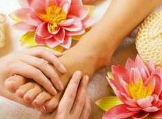 Лечебный массаж — составная часть Чжень-цзю терапии