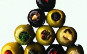 В чем польза оливок