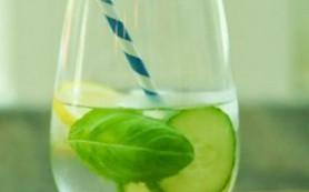 Напитки для выведения токсинов