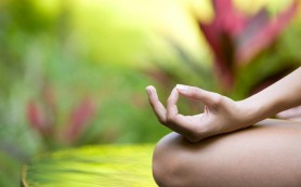 Специалисты прописали наркоманам занятия по йоге и медитации