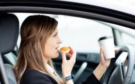 Кофе – лучший друг водителей во время дальних поездок