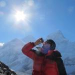 Свекольный сок с нитратами для горной адаптации