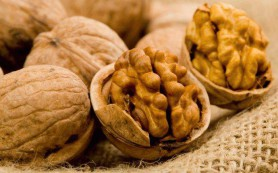 Грецкий орех снижает риск появления опухолей