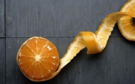 Медицинские свойства апельсиновой цедры