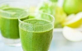 Правила чистки от шлаков и токсинов зелеными соками