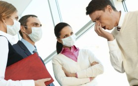 Работников без медмасок могут начать штрафовать