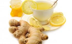 Как похудеть на 10 кг: диета имбирь с лимоном