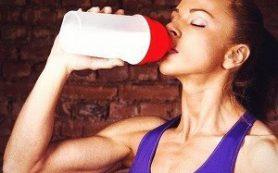 5 рецептов жиросжигающих коктейлей