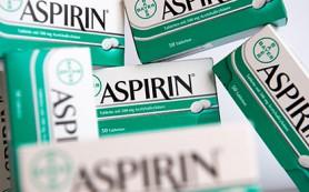 Минздрав США назвал полезные свойства аспирина