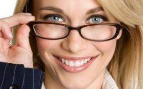 Легкий массаж глаз для улучшения зрения