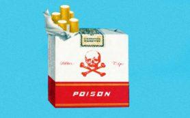 Пачки сигарет изменят свой внешний вид и станут еще страшнее