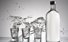 Как применять водку в лечебных целях?