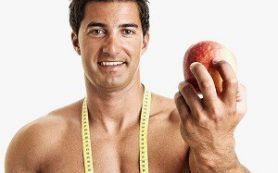 Эффективная диета от живота для мужчин