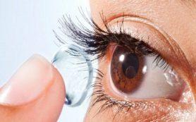 Ученые разработали контактные линзы для лечения глаукомы