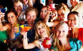 Как отдыхает современная молодежь?