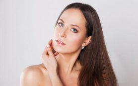 При использовании кератина происходит восстановление волос