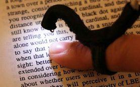 Новое устройство поможет незрячим читать обычные книги