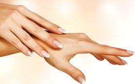 Новый способ омоложения кожи рук
