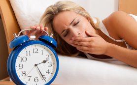 Нехватка сна нарушает работу иммунной системы