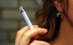Курение может стать причиной возникновения шизофрении