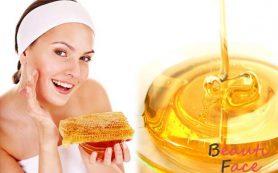 Рецепты омолаживающих масок для лица с медом