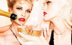 Алкоголь и кожа лица