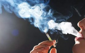 Табачный дым не позволяет легким восстанавливаться