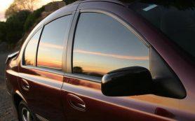Особенности тонировки авто в компании «Автопротек»