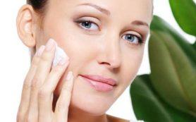 Как освежить и очистить кожу лица