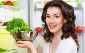 Правильное питание для красоты волос