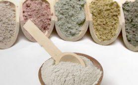 Виды косметической глины – их свойства и действие на кожу