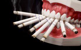 Сигареты «убивают» ваши зубы, десны и желудок, а не только легкие