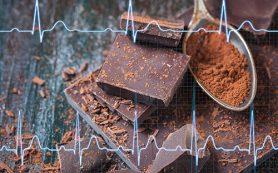 С мерцательной аритмией справится шоколад