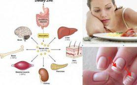 Недостаток цинка в организме: каковы могут быть последствия