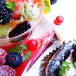 Фрукты и ягоды для нашей кожи