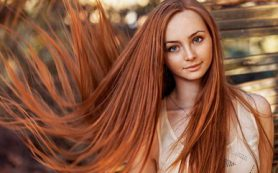 Спасение от осеннего выпадения волос