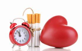Алкоголь и сигареты при инфаркте миокарда