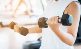 Силовые упражнения снижают риск смерти от рака