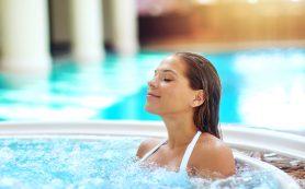 Может ли тампон защитить от инфекции в бассейне или в сауне?