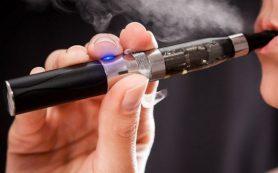 Использование электронных сигарет может привести к раку мочевого пузыря