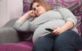 Как похудеть, если лень двигаться
