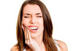 Как снять зубную боль в домашних условиях