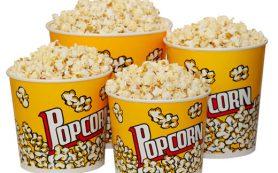 Употребление попкорна может быть опасным для зубов