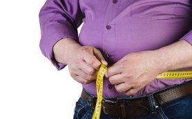 Лишний жир на животе даже при нормальном весе опаснее ожирения