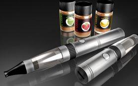Ароматизаторы электронных сигарет вредны даже без табачного дыма