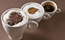 Любителей кофе разделили на три группы по чувствительности к кофеину