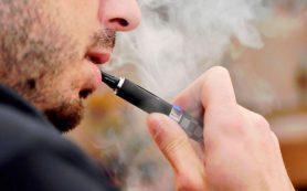 Электронные сигареты не приводят к потемнению зубной эмали